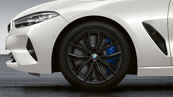 Koła zimowe BMW M Performance Double-Spoke 786M